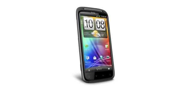 HTC Sensation: Android-Smartphone mit Dual-Core-CPU