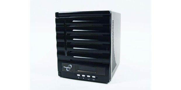 Thecus N5500: schnelles NAS-System