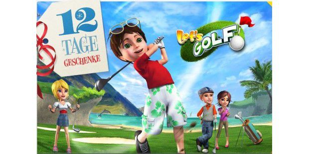 Let´s Golf für iPhone/iPod Touch