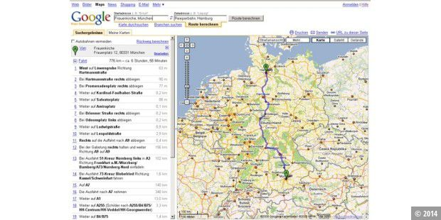 So nutzen Sie Google Maps korrekt - PC-WELT on