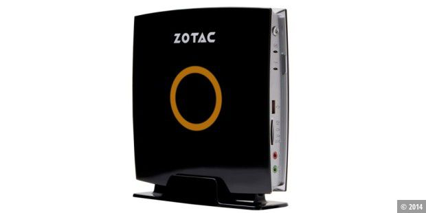 Full-HD-Nettop Zotac MAG HD-ND01 im Test