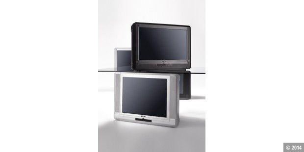 digital tv mit flachen r hren pc welt. Black Bedroom Furniture Sets. Home Design Ideas