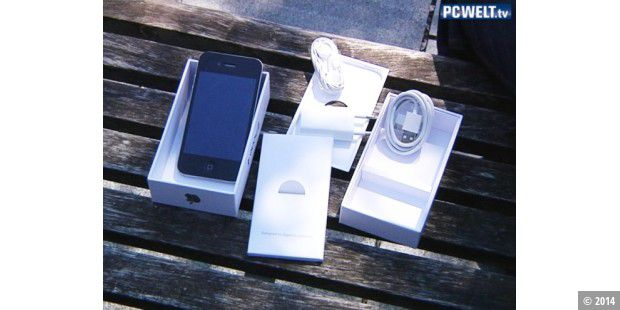 iPhone 4 Unboxing-Video