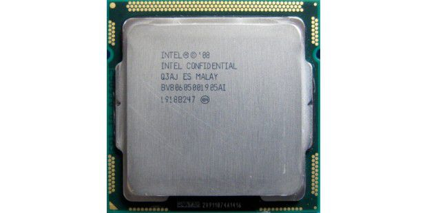 Quad-Core-CPU Intel Core i7-870 im Test