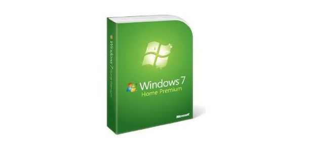 Windows 7 Home Premium aufbohren