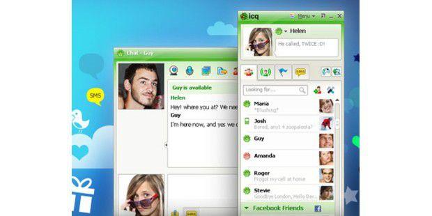 ICQ 7.4 ist erschienen