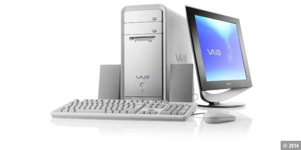Sony Vaio RS700-Serie