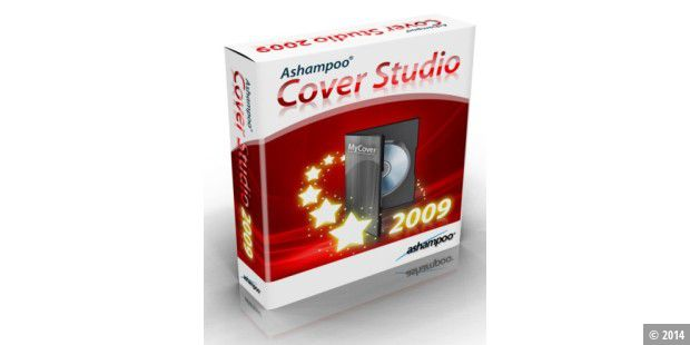 Ashampoo Cover Studio 2009