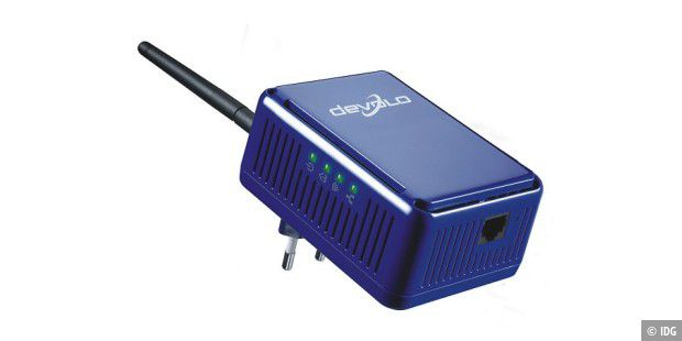 Devolo dLAN Wireless Extender