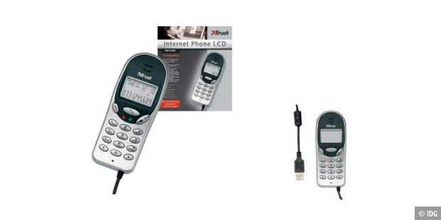 Trust Internet-Phone LCD PH-2100