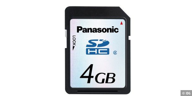 Panasonic SDHC Card