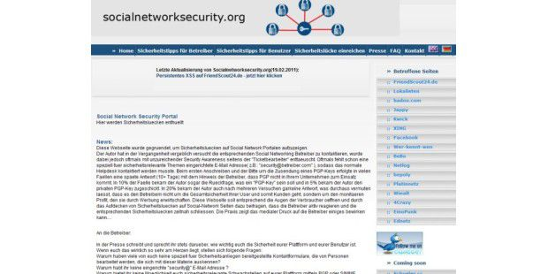 socialnetworksecurity.org