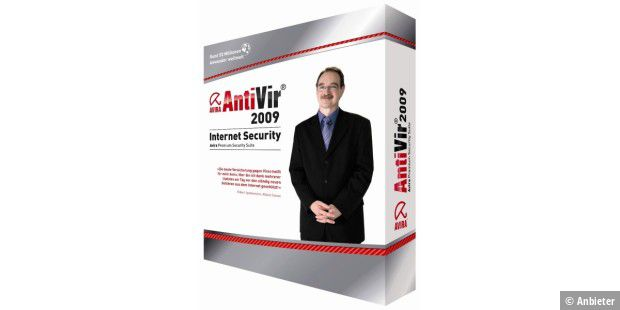 S.A.D. Avira AntiVir Internet Security Suite 2009