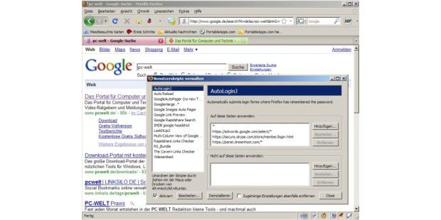 Firefox PC-WELT Hacker Edition