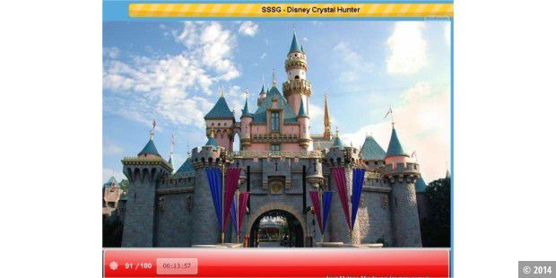 Disney Crystal Hunter