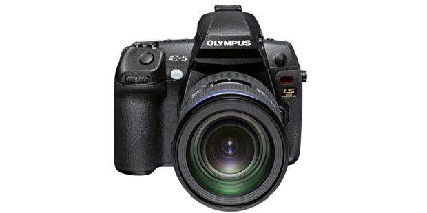 Olympus stellt Profi-DSLR E-5 vor