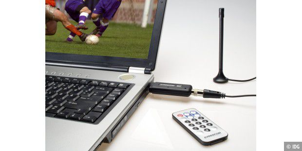 Freecom DVB-T & Analog TV USB Stick