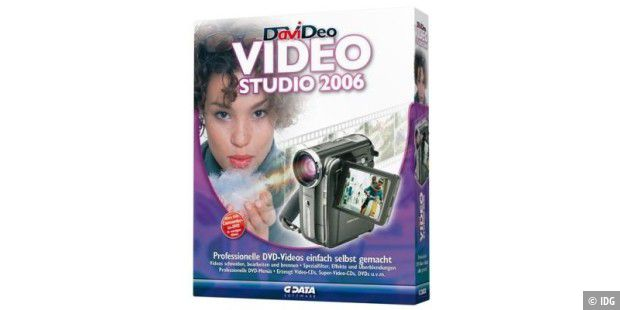 DaViDeo VideoStudio 2006
