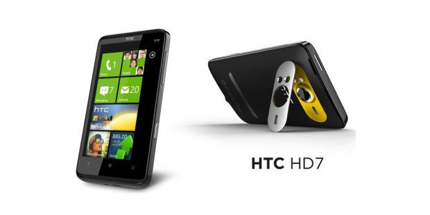 HTC HD 7 - Multimedia-Profi