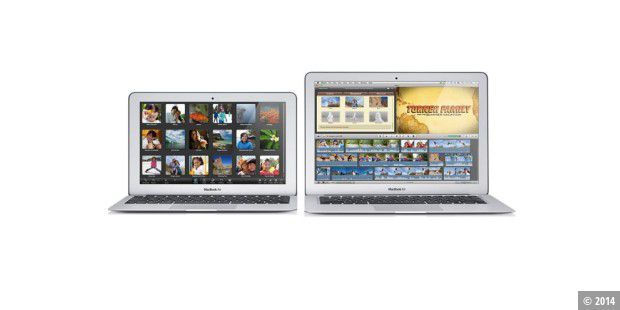 MacBook Air soll Display-Probleme haben