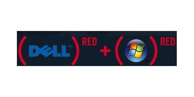 Dell+Windows+Red
