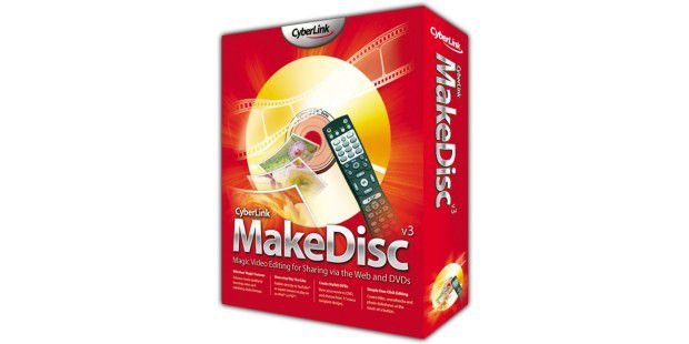 Cyberlink Make Disc 3