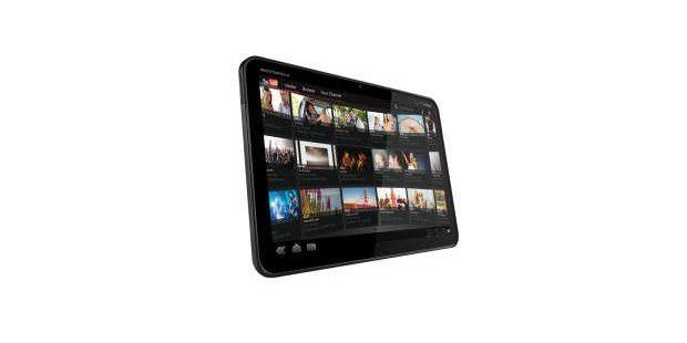 Erste Details zum iPad-Konkurrenten Xoom 2 (c) motorola.com