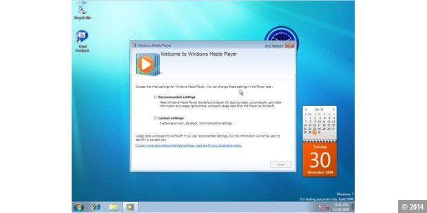 Windows 7 Beta 1