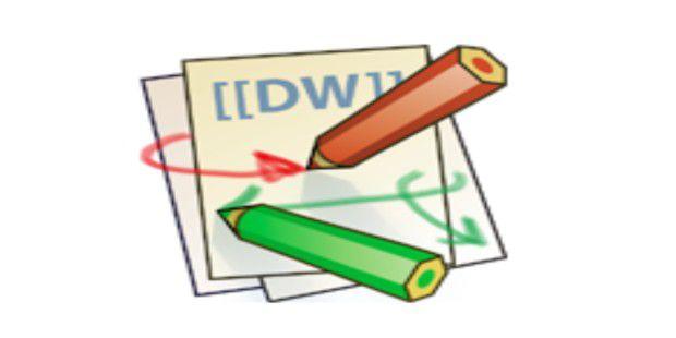 DokuWiki passt auf USB-Stick