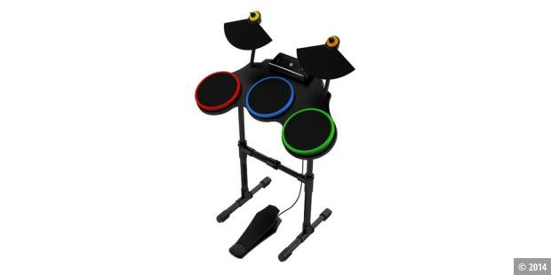 Drumset Guitar Hero World Tour