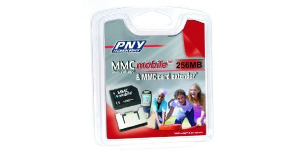 PNY MMC-Mobile-Card