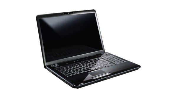 17-Zoll-Notebook im Test: Toshiba Satellite P300-17C