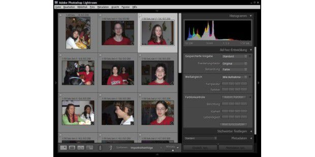 Adobe Photoshop Lightroom 1.1