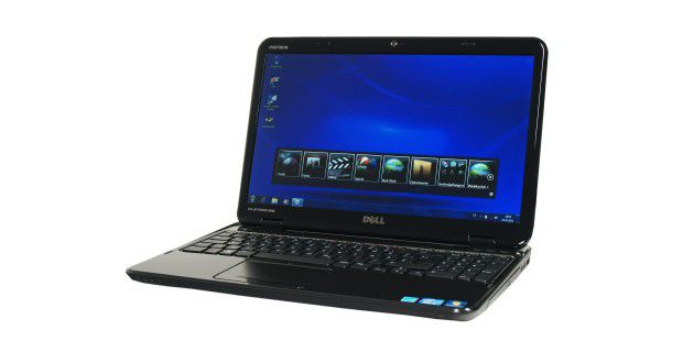 Sandy-Bridge-Notebook Dell Inspiron 15R im Test