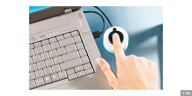 Visortech Fingerprint Reader USB