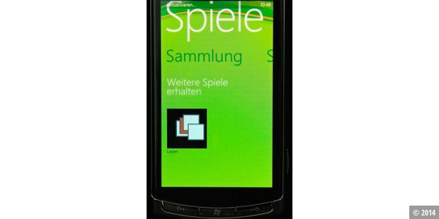 Windows Phone 7 bekommt Update