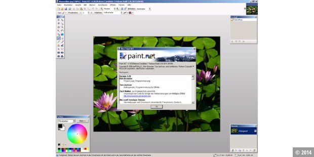 Paint.net 3.30 RC1