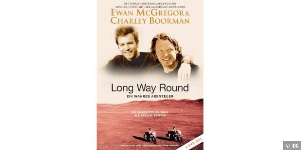Long Way Round 3er DVD Special Edition