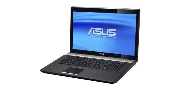 17,3-Zoll Core-Notebook: Asus N71