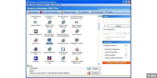 Smarty Uninstaller Pro 2007