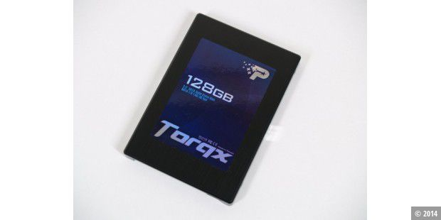 SSD-Test: Patriot Torqx 128 GB