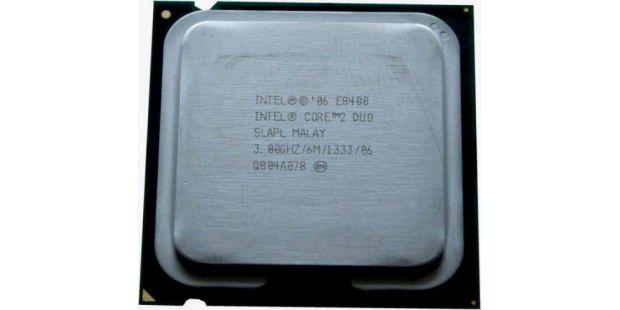 Verkaufsschlager: Intel Core 2 Duo E8400