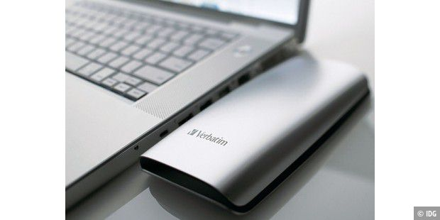 Verbatim 2.5' Portable Hard Drive USB 2.0 500GB