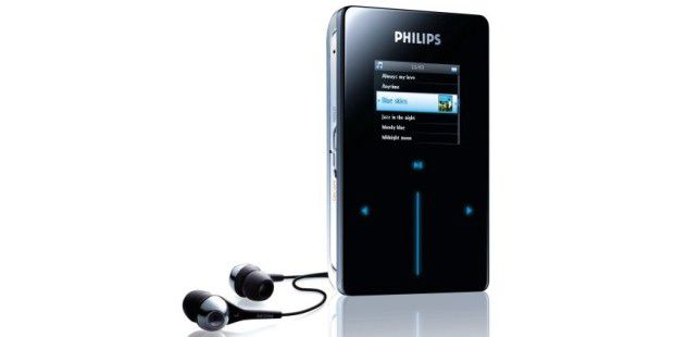 Philips GoGear Jukebox HDD6320