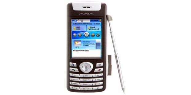 2006: Neue PDA-Phone Designs aus China