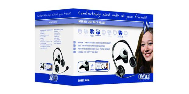 Sweex Internet Chat Pack Deluxe