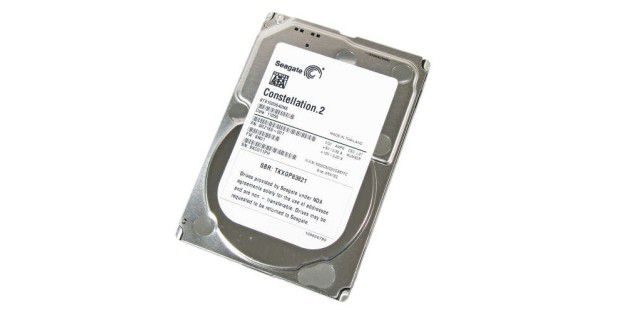 Seagate Constellation 2 1TB ST91000640NS im Test