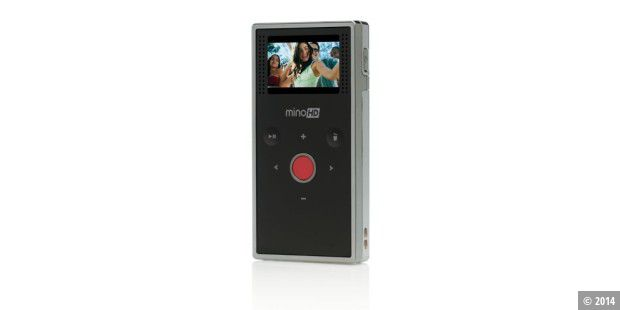 Cisco Flip Mino HD: Toller Mini-Camcorder