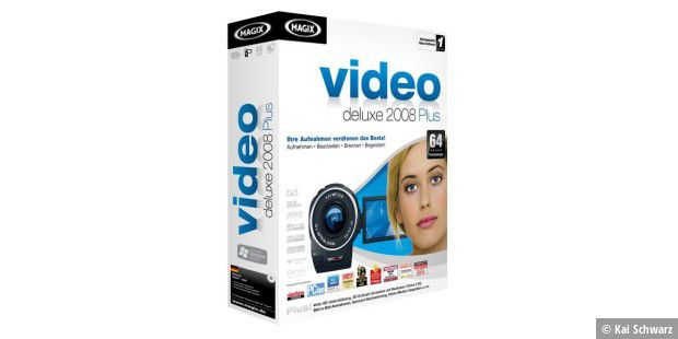 Magix Video deluxe 2008 Plus