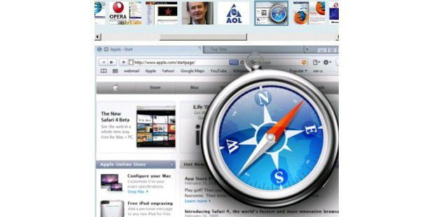 Download des Tages: Safari